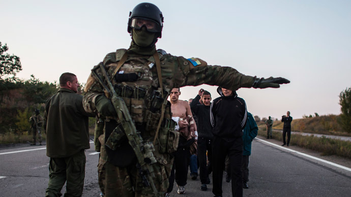 Prisoner swaps on shaky ground in Ukraine as Kiev accused of foul play
