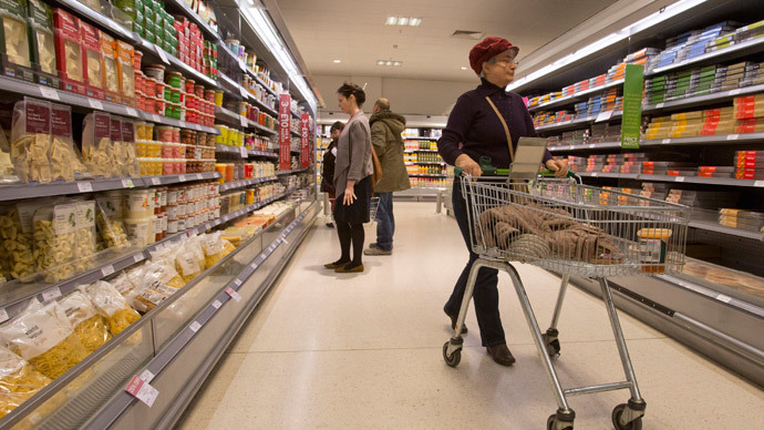 'Lost decade': UK workers face real wages drop until 2017