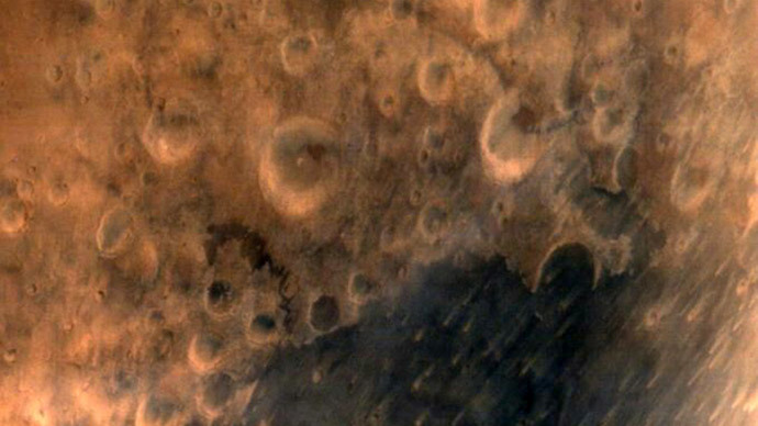 #SpaceBuddies: India's chatty Mars orbiter spurs flurry of Red Planet tweets