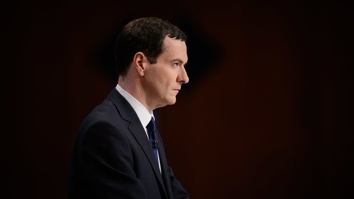 ​£25bn cuts: Osborne lays out new austerity plan, working-age benefits 'freeze'