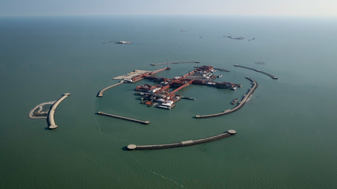 5 Caspian Sea nations hammer out resources-sharing deal in Russia