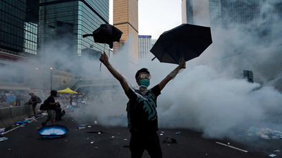 'Internal affair': Beijing warns foreign countries not to meddle in Hong Kong