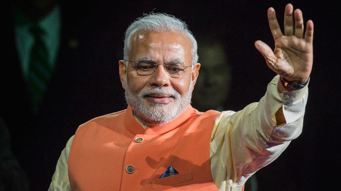 After visa denial in 2005, India's Modi gets royal reception at White House