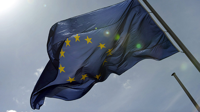Irish police summoned over 'some sort of Arabic' flag that turned out to be… EU's