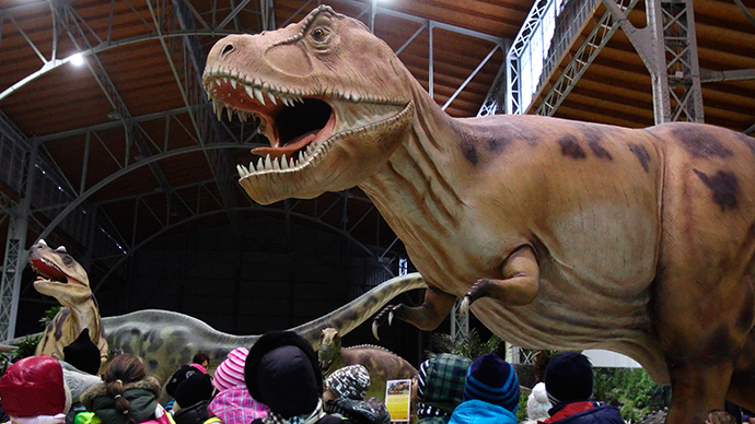 Largest known dinosaur graveyard discovered in Mexico
