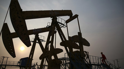 ​Oil prices edge up after hitting 22-month low