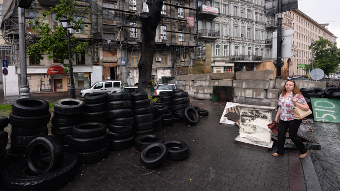 Ukraine authorities in massive 'Rename Soviet Places' drive