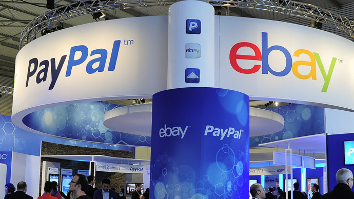 PayPal to go at it alone, split from eBay