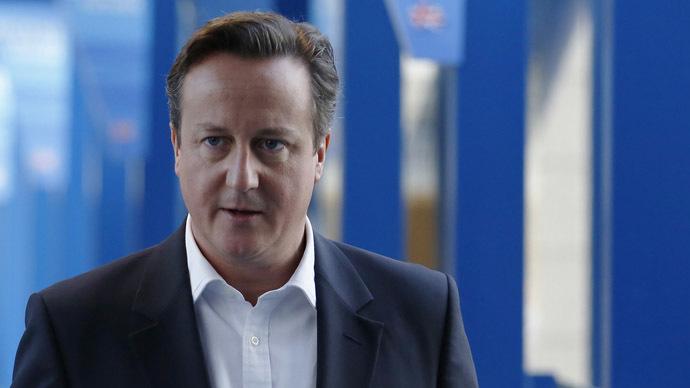 Cameron 'not heartbroken' if Britain leaves EU