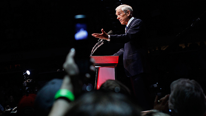 Ron Paul: Secessionism is 'grand American tradition'