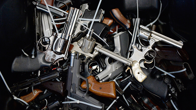 Disarming law: Californians gain right to have relatives' guns confiscated