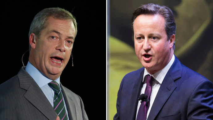 Tory donor defects to UKIP, handing Farage £1million
