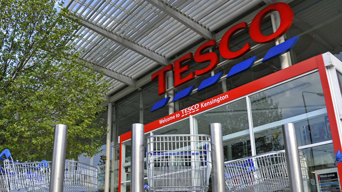 Tesco shares plunge amid probe into dodgy accounting