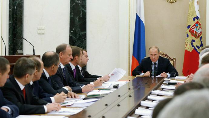 Putin: Russia won't limit access to internet