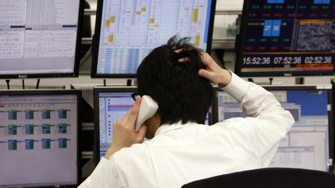'Fat-fingered' blunder: $617bn accidently traded on Tokyo Stock Exchange