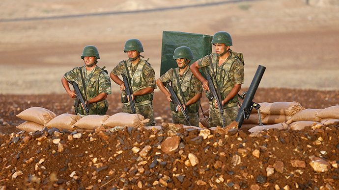 'Tons of bombs only delay threat': Erdogan wary of airstrikes on ISIS, but ready to cooperate