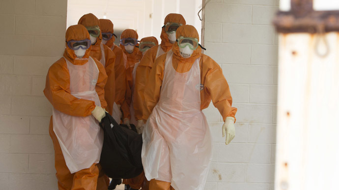 1 month to stop Ebola before it's 'totally out of control' - global aid NGO