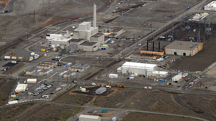 Hanford nuclear waste tank will leak for at least another year