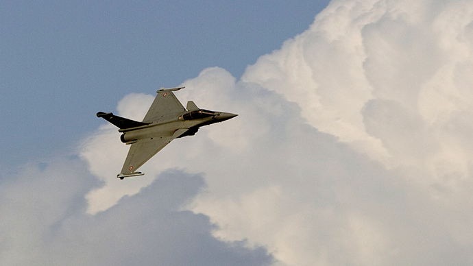 France to send 3 more jets, warship to Gulf