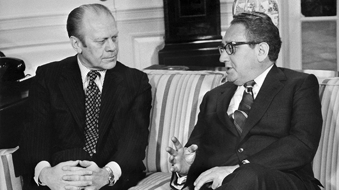 Kissinger planned to 'smash' & 'humiliate' Fidel Castro after Cuba's Angola op