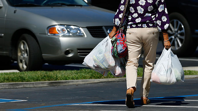 California becomes first US state to ban plastic bags