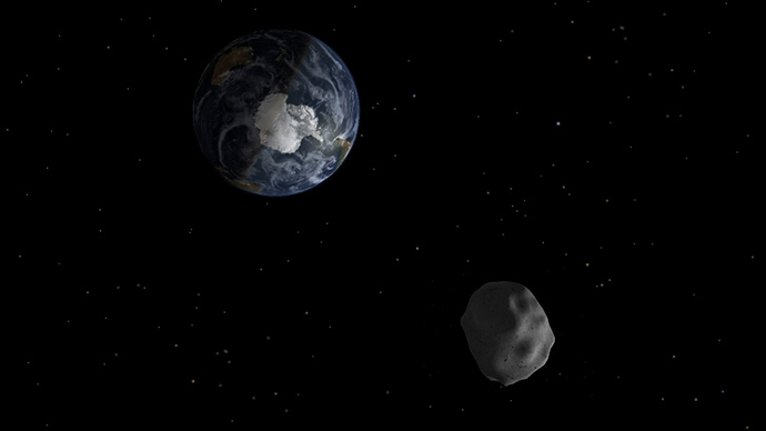 US stores old nukes...to fight off asteroid threats