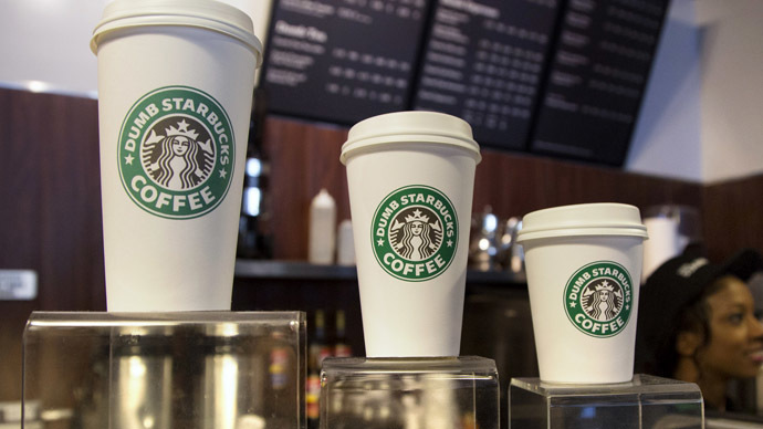 17yr global Starbucks odyssey veteran 'wouldn't go there for the coffee' (PHOTOS)