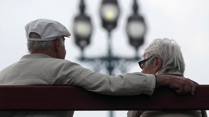 Surge in seniors: Elderly to constitute 20% of world population by 2050