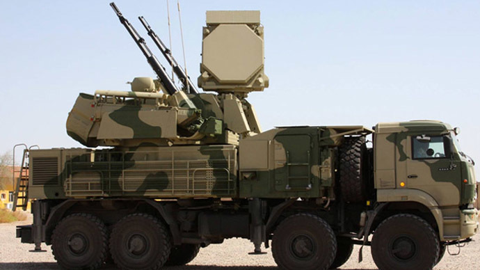 Iraq military gets advanced Russian air defense, flame weapons