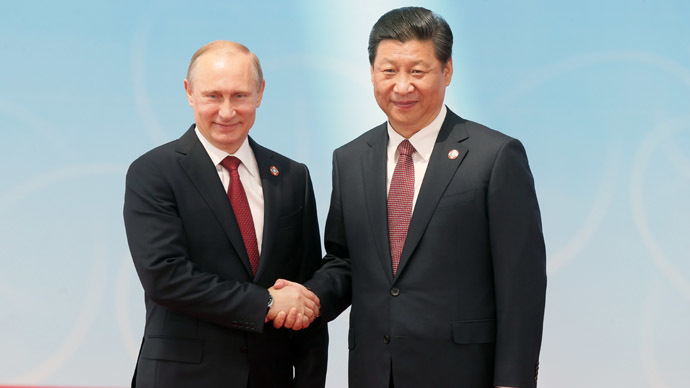 Europe still a key partner for Russia, but China a priority – Putin