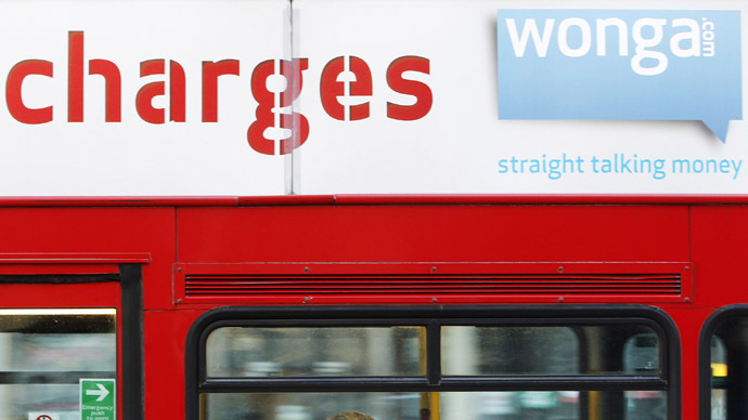 Toxic finance: Reckless payday lender Wonga wipes mountain of debt