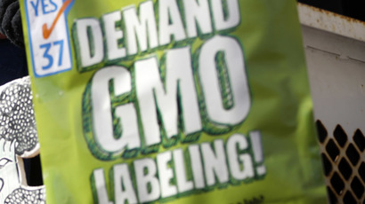 Cultivated lie? Most US food labeled 'natural' contains GMOs, watchdog says