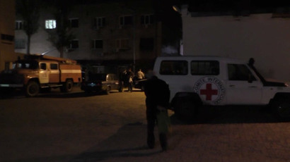 Swiss Red Cross worker killed in shelling from Kiev-controlled position - Moscow