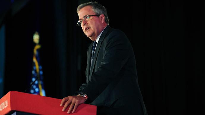 Jeb Bush 'wants to be president' – George W. Bush