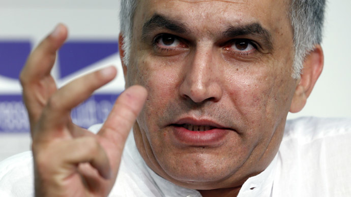 Bahrain detains, questions human rights activist Nabeel Rajab
