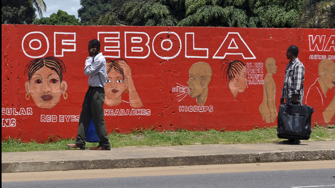 Exxon puts Africa oil project on pause over Ebola outbreak
