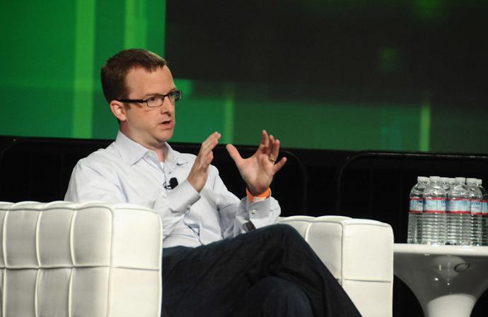 Facebook's Chief Technology Officer, Mike Schroepfer. (AFP Photo/Araya Diaz)