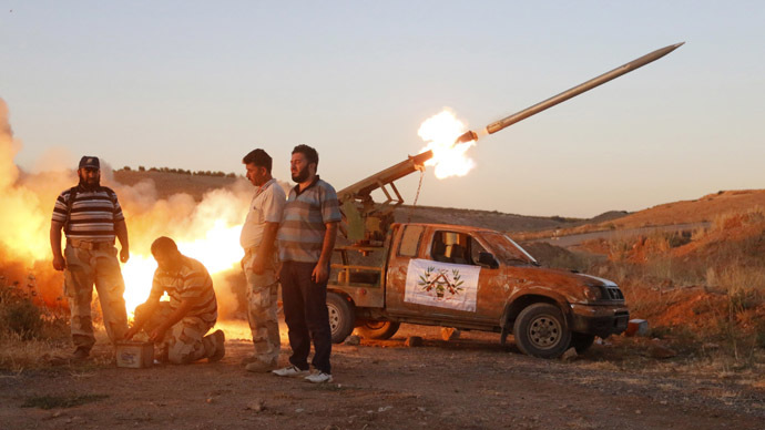 ​UK troops may join US plan to train Syrian rebels