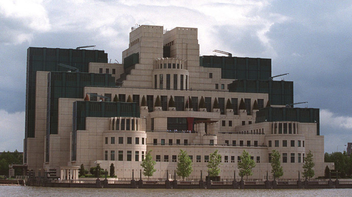 MI6 appoints new secret service chief