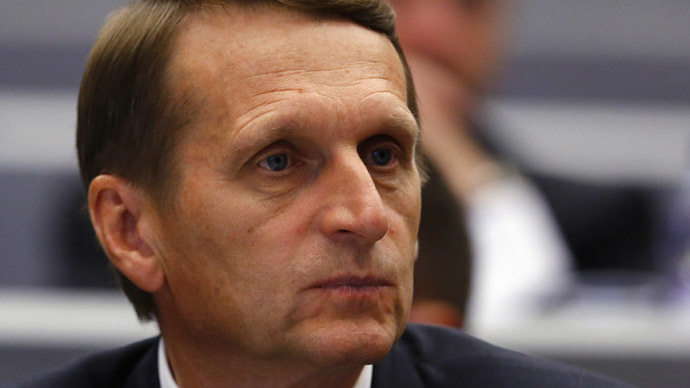 European countries chose 'destruction tactics for Ukraine' from outset - Duma speaker