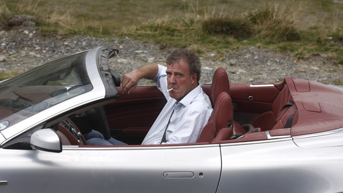 Top Gear crew speeds out of Argentina as license plate sparks Falklands anger