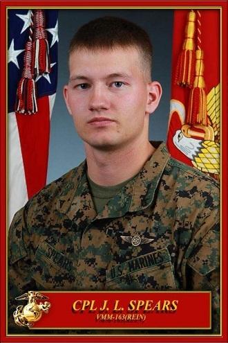 Cpl. Jordan L. Spears (Marine Corps)