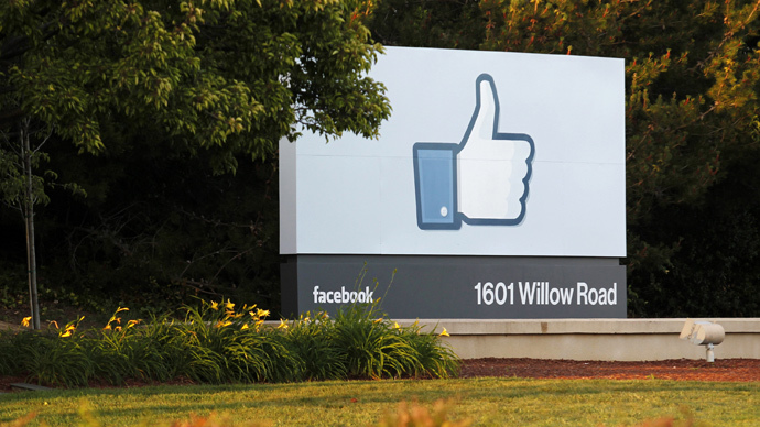 Facebook 'likes' healthcare, considers tracking users' lifestyle data