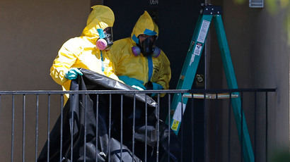 Spanish nurse tests positive for Ebola after treating victim in Madrid