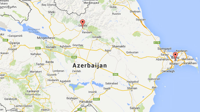 6.0 magnitude quake hits Azerbaijan