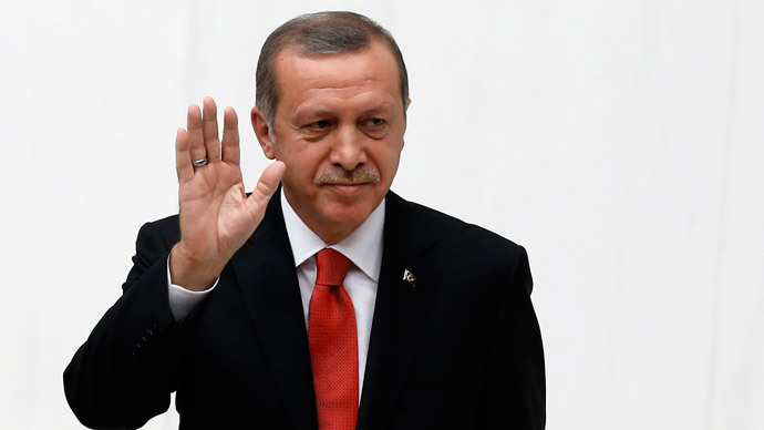 'He will be history': Turkish president lashes out at Joe Biden over ISIS comments