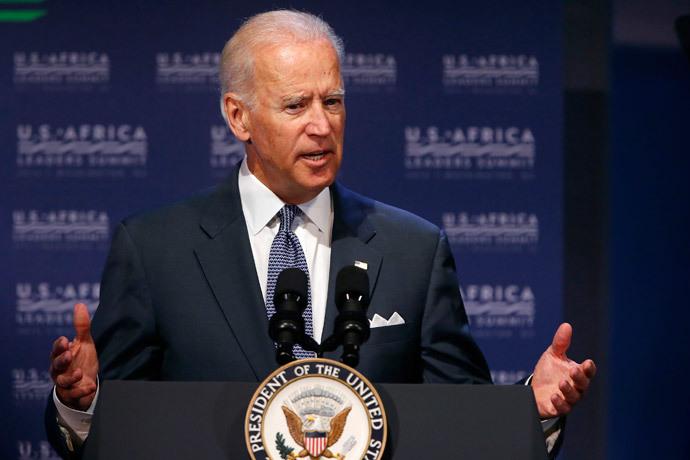 U.S. Vice President Joe Biden.(Reuters / Jonathan Ernst )