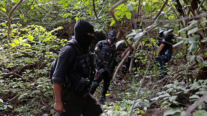 Mexico mass grave discovered after student protesters go missing