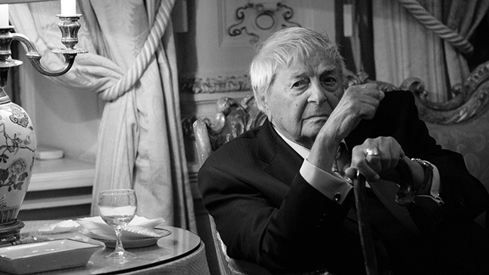 Russian theater legend Yury Lyubimov dies at 97