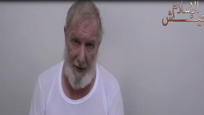British hostage freed by militants in Libya